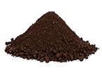 La tierra negra es el compuesto principal del sustrato.