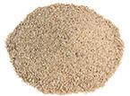La arena es un mineral constituido principalmente por sílice. Es uno de los sustratos más implementados.