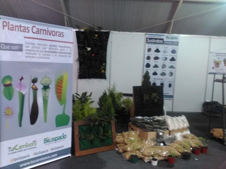EXPOPET 2016 CORFERIAS PLANTAS Y MASCOTAS